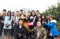 青城(cheng)山外拍練習
